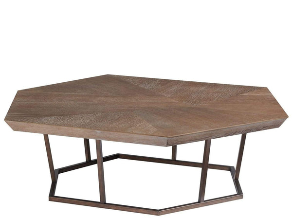 Alchemy Living Alchemy Living Gallery Indulge Cocktail Table - Brown 915F801