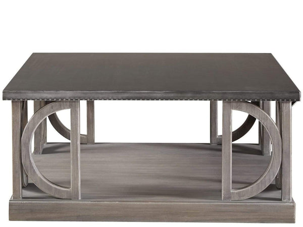 Alchemy Living Alchemy Living Gallery Karl Cocktail Table - Brown 558820