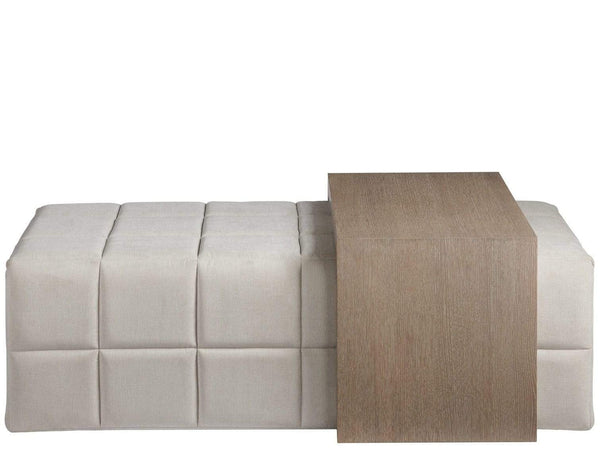 Alchemy Living Alchemy Living Gallery Watson Cocktail Ottoman - Natural 915G830