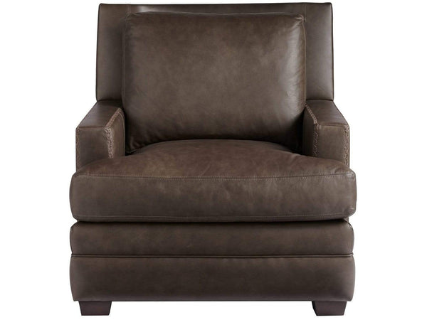 Alchemy Living Alchemy Living Leather - Olly Chair - Brown 682553-901-5