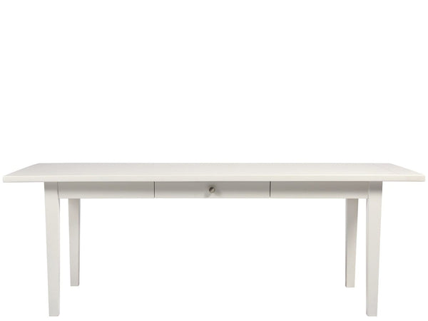 Alchemy Living Alchemy Living Malibu Cabin Dining Table - White 807223
