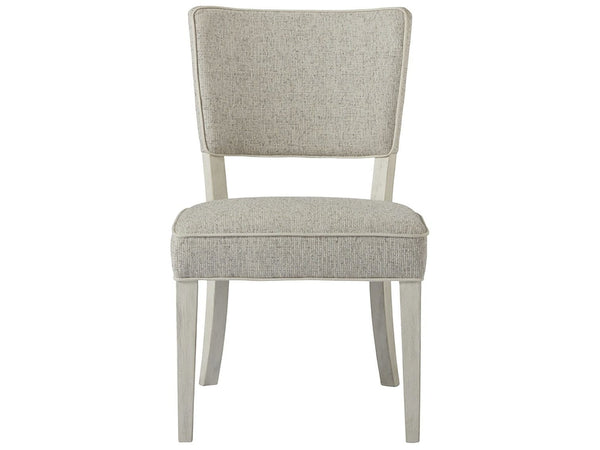 Alchemy Living Alchemy Living Malibu Clearwater Side Chair - Gray 807223