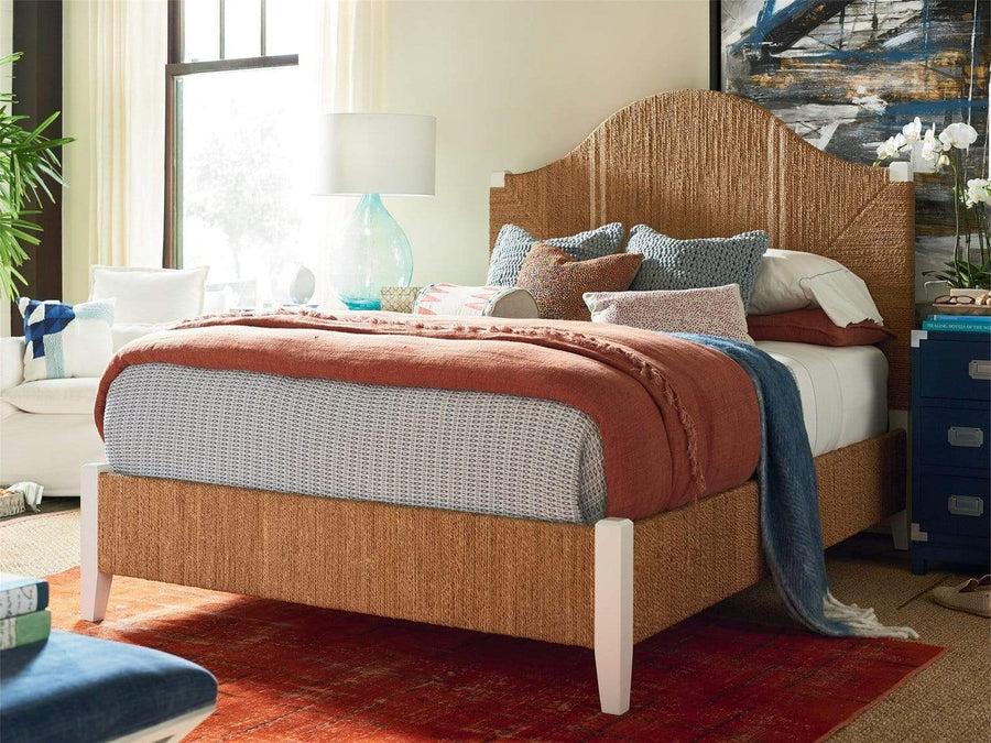 Alchemy Living Alchemy Living Malibu Long Beach Bed Queen - Brown 807223