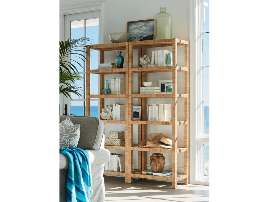 Alchemy Living Alchemy Living Malibu Long Key Etagere - Brown 807223