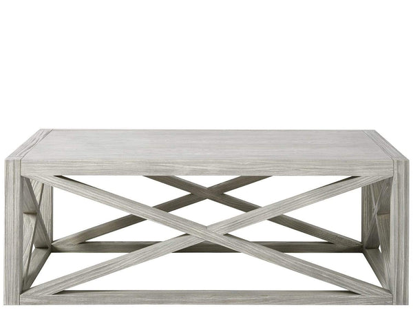 Alchemy Living Alchemy Living Malibu Lounge Cocktail Table - Gray 807223