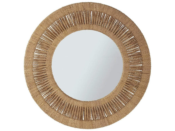 Alchemy Living Alchemy Living Malibu Navagio Mirror - Brown 807223