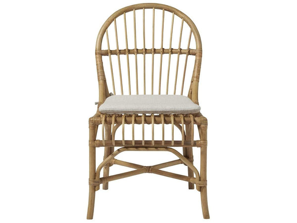 Alchemy Living Alchemy Living Malibu South Beach Side Chair - Brown 807223
