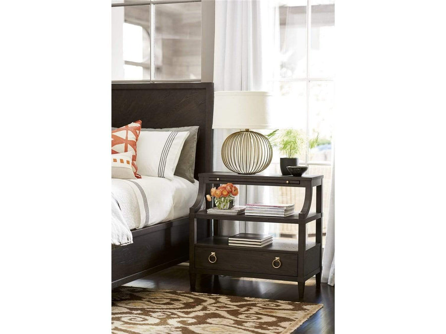 Alchemy Living Alchemy Living Revé Bedside Table - Brown 788355