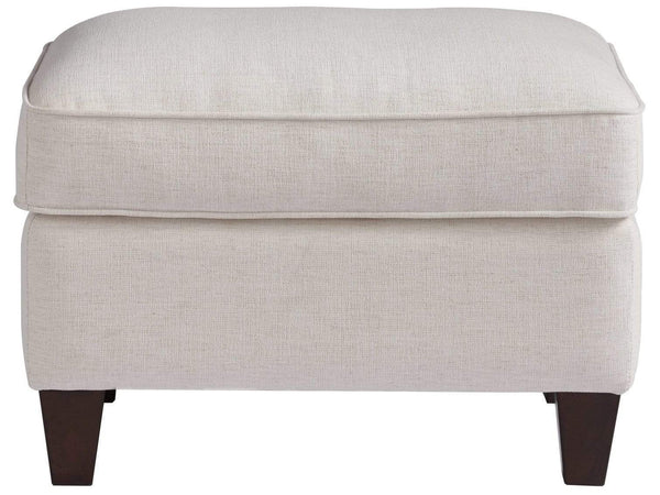Alchemy Living Alchemy Living Shelton Ottoman - Ivory 923504-824