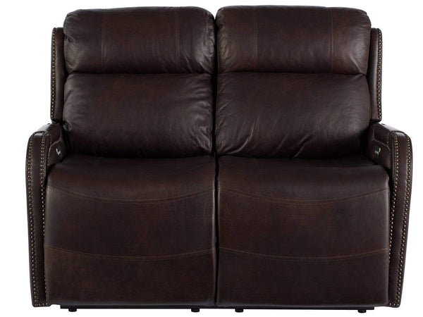 Alchemy Living Alchemy Living Shift Martin Loveseat - Brown 950532-901-4