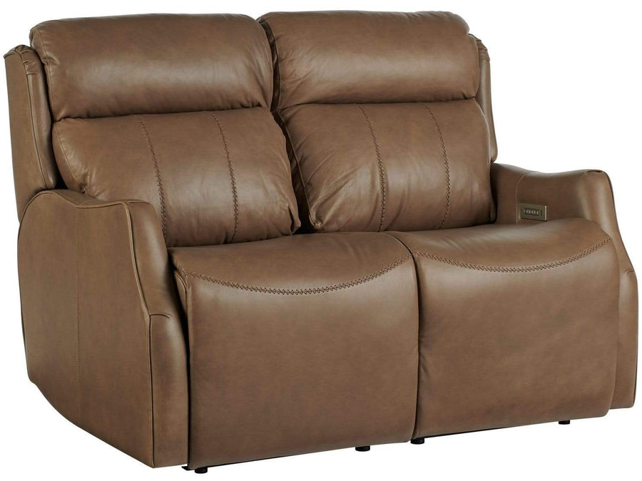 Alchemy Living Alchemy Living Shift Wilson Loveseat - Brown 950542-901-1