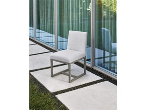 Alchemy Living Alchemy Living Stile Carson Side Chair - Set of Two - White 645738P