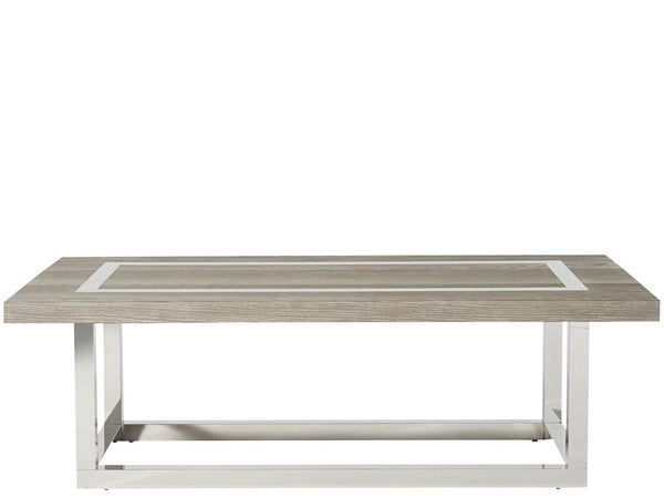 Alchemy Living Alchemy Living Stile Heith Cocktail Table - Gray 645810