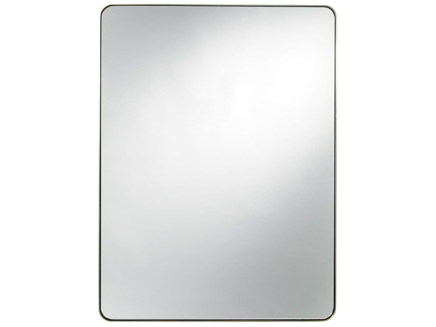 Alchemy Living Alchemy Living Stile Olivia Accent Mirror - Brown 656A05M
