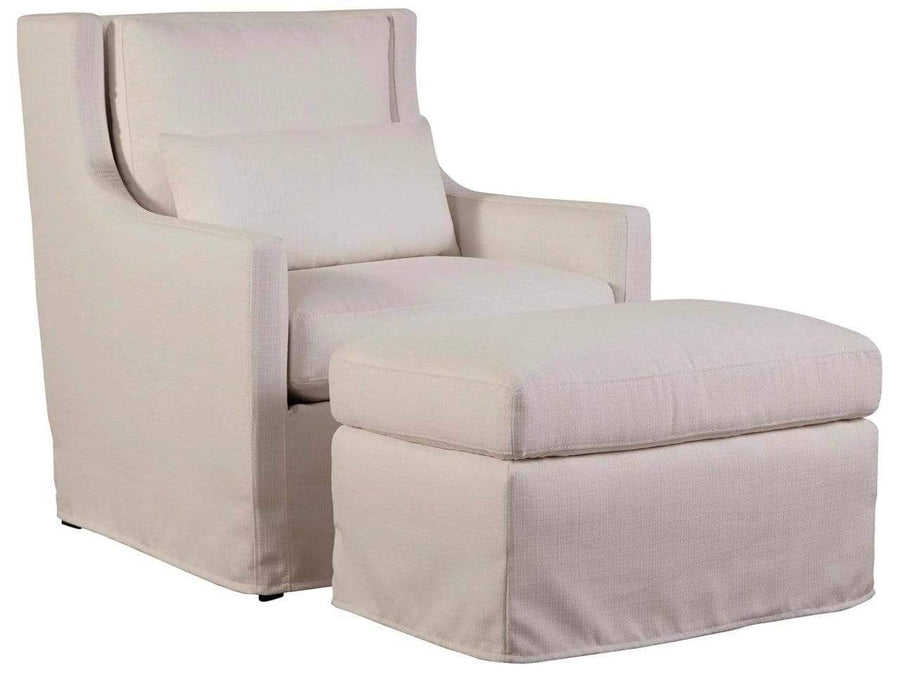 Alchemy Living Alchemy Living Streamline Chair - White 685503-615