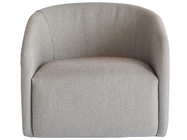 Alchemy Living Alchemy Living Urbain Barcelona Swivel Chair - Gray 807223
