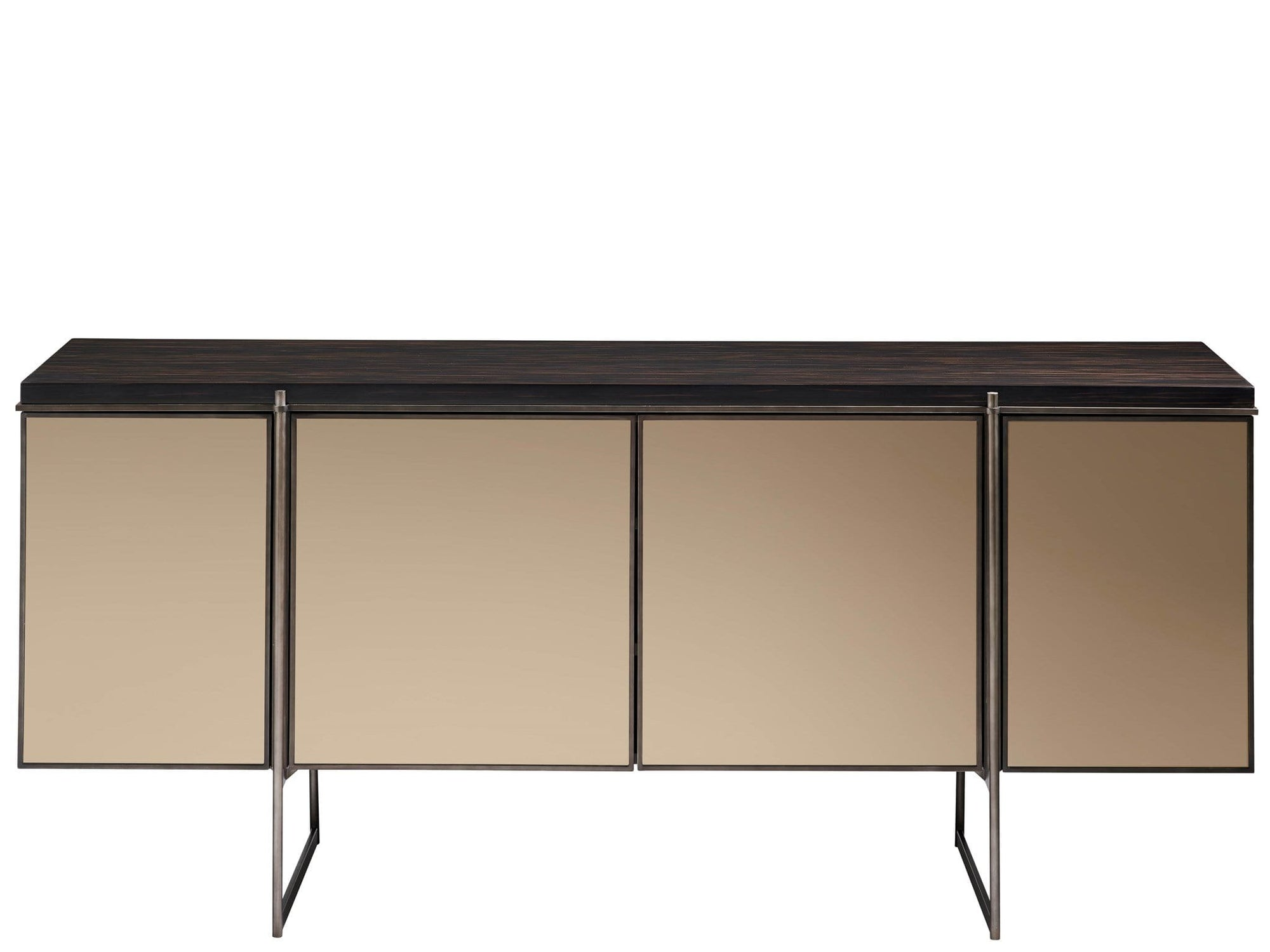 Alchemy Living Alchemy Living Urbain Bogota Sideboard - Beige and Brown 807223