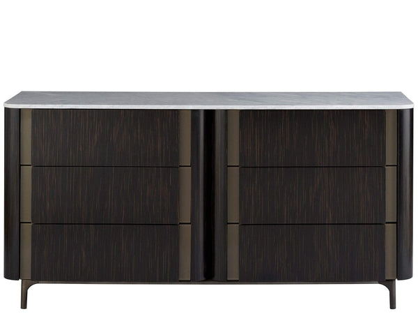 Alchemy Living Alchemy Living Urbain Drawer Dresser - Brown 807223