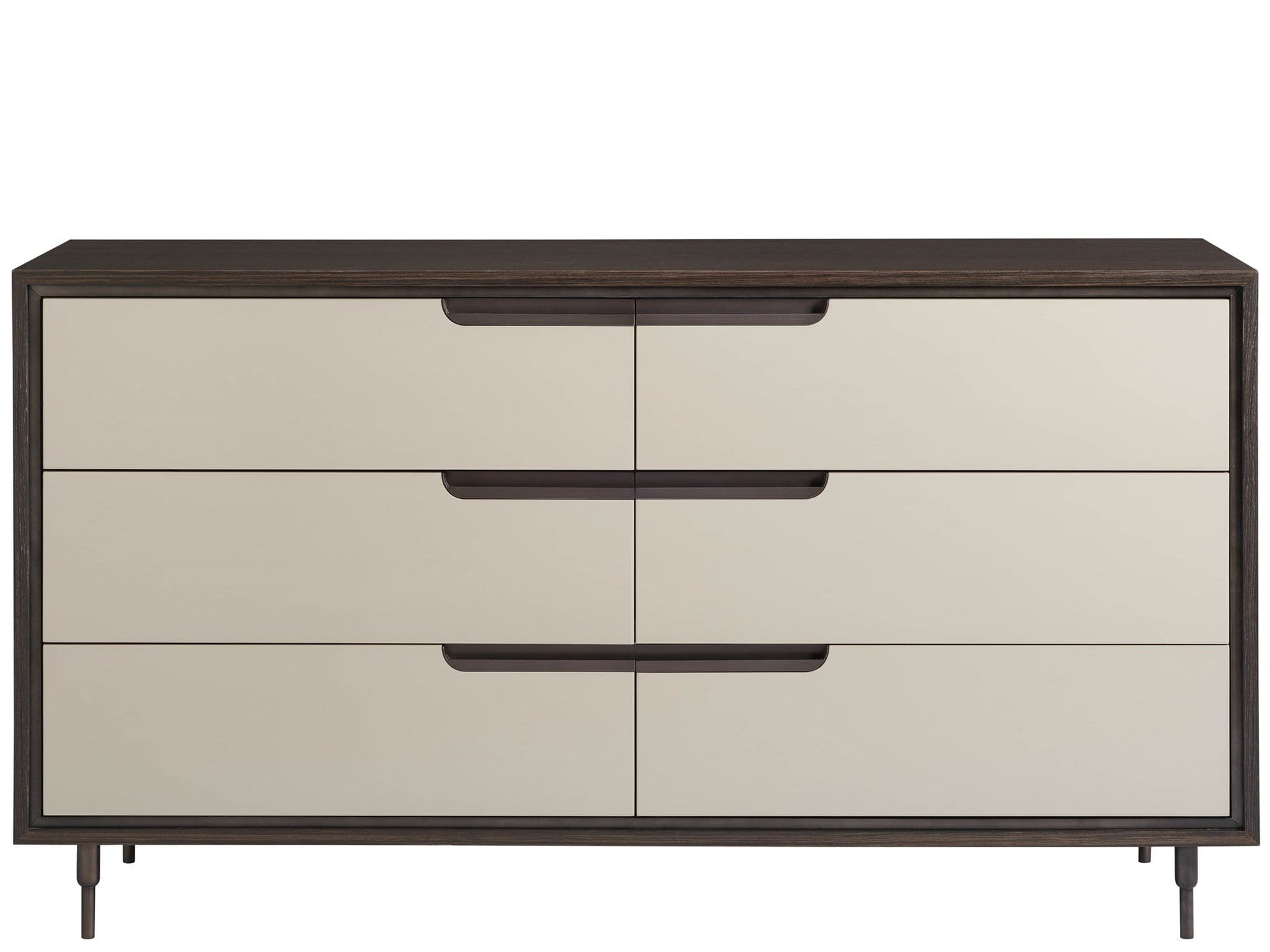 Alchemy Living Alchemy Living Urbain Moscow Dresser - Beige and Brown 807223