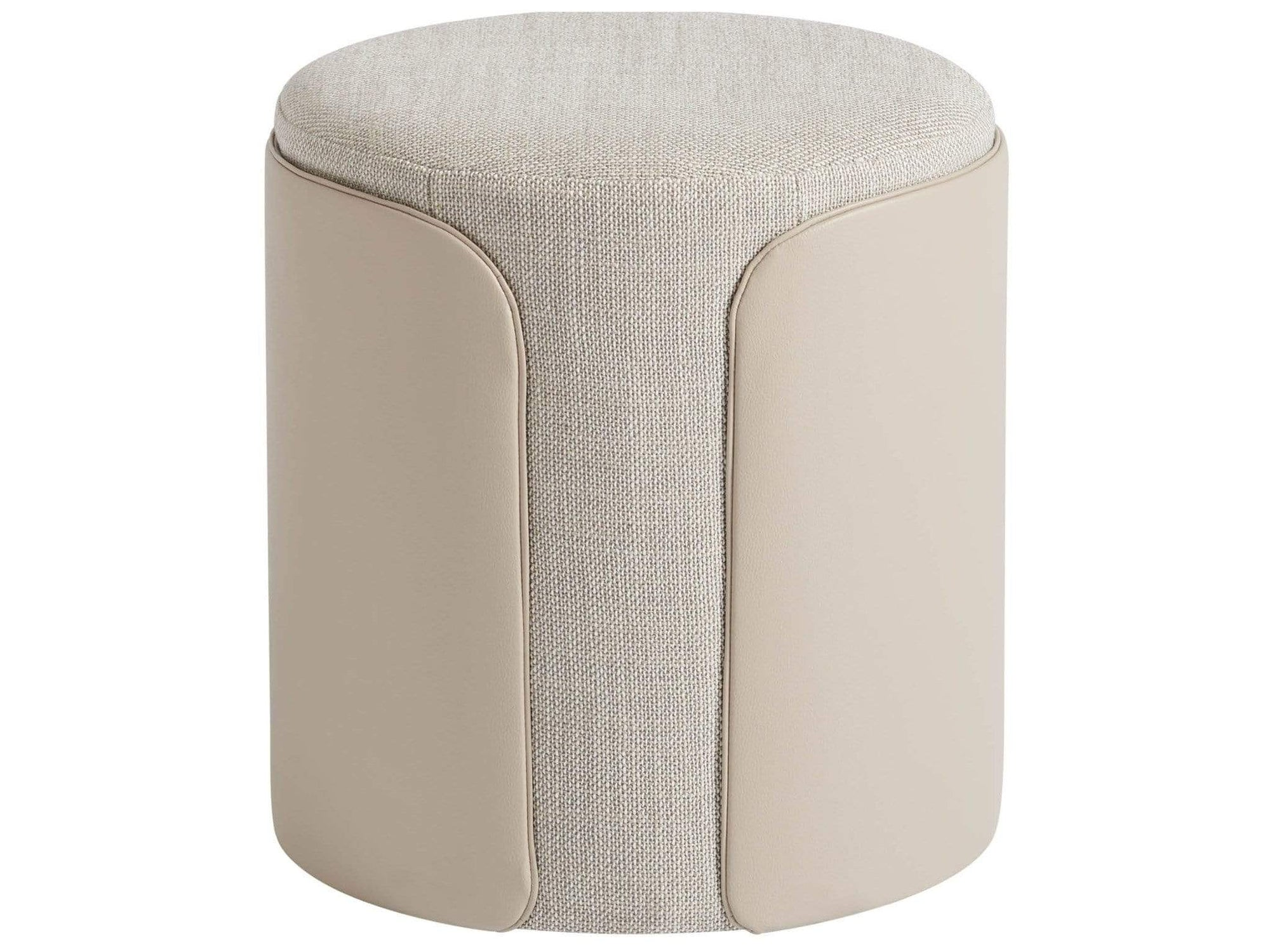 Alchemy Living Alchemy Living Urbain Valencia Scatter Stool - Beige 807223