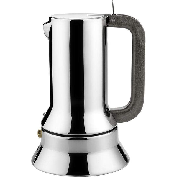 Alessi Alessi Espresso Coffee Maker in Stainless Steel 9090/3