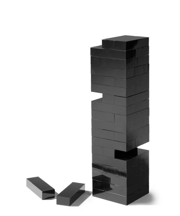 Aurosi Aurosi Black Acrylic Tumble Tower 1653A