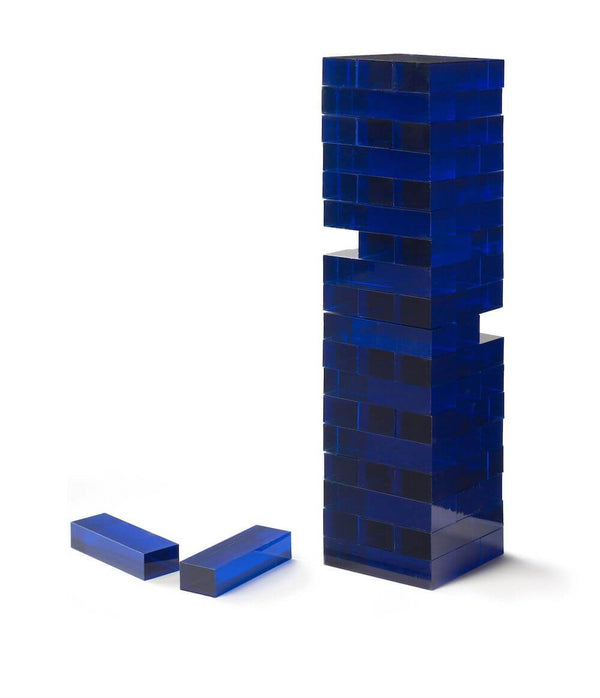 Aurosi Aurosi Blue Acrylic Tumble Tower 1654A