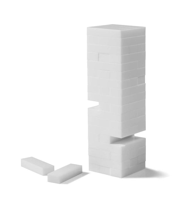 Aurosi Aurosi White Acrylic Tumble Tower 1655A