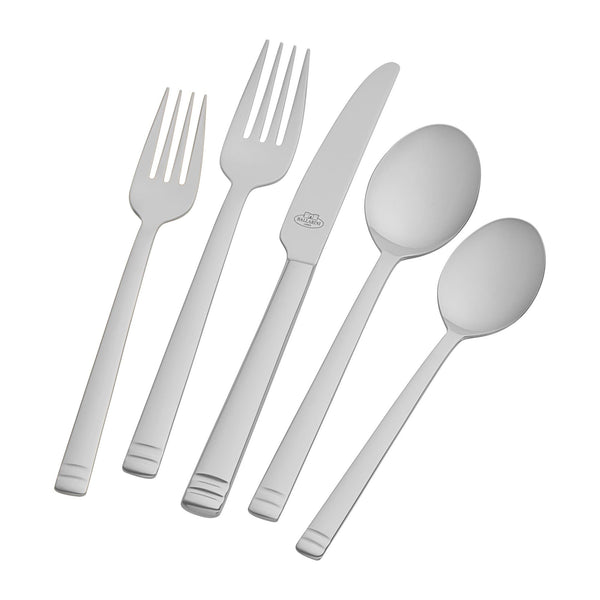 Ballarini Ballarini Flatware Sets Valencia 20-pc 18/10 Stainless Steel Flatware Set 01206-320