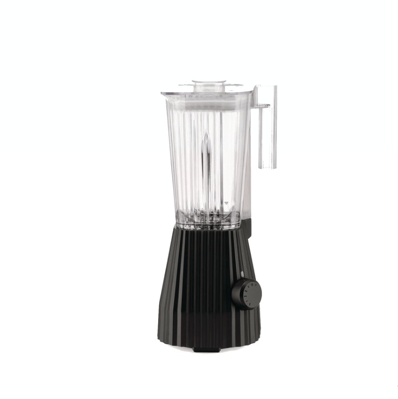 Alessi Alessi Plisse Blender - Available in 4 Colors Black MDL09B/USA