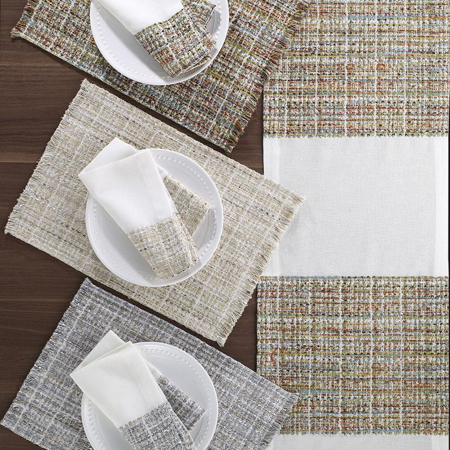 Bodrum Bodrum Coco Napkin - Gold - Set of 4 COC1010p