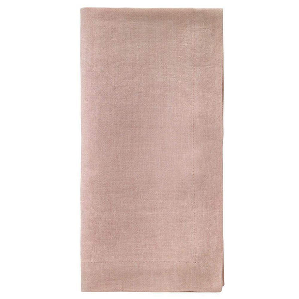 Bodrum Bodrum Riviera Napkin - Dusty Rose - Set of 8 RVR6310p4-S8