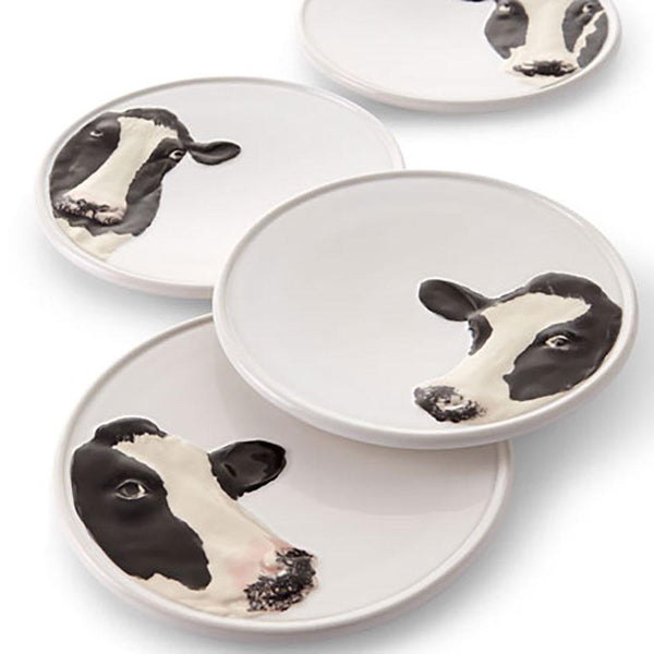 Bordallo Pinheiro Bordallo Pinheiro Meadow Cheese Plate Set of 4 65022870