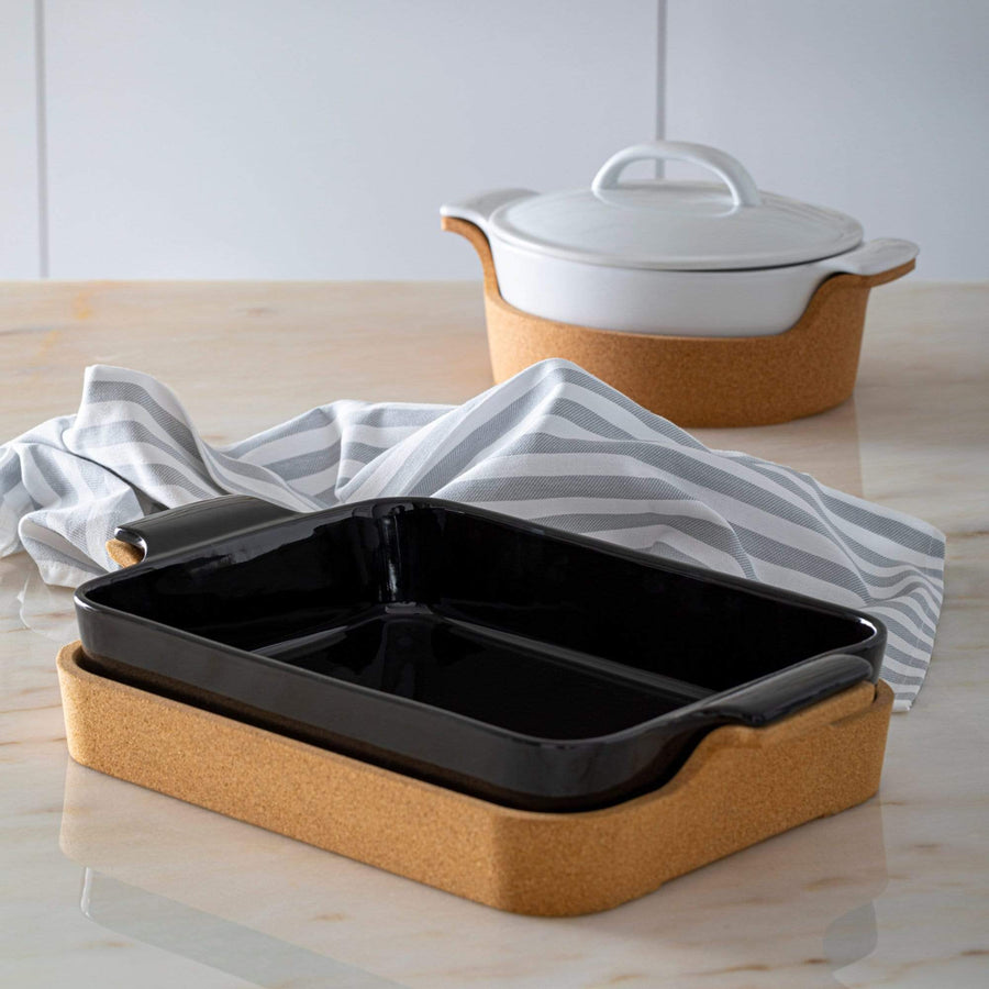 Casafina Casafina Ensemble Rectangle Baking Dish - Black DR391-902