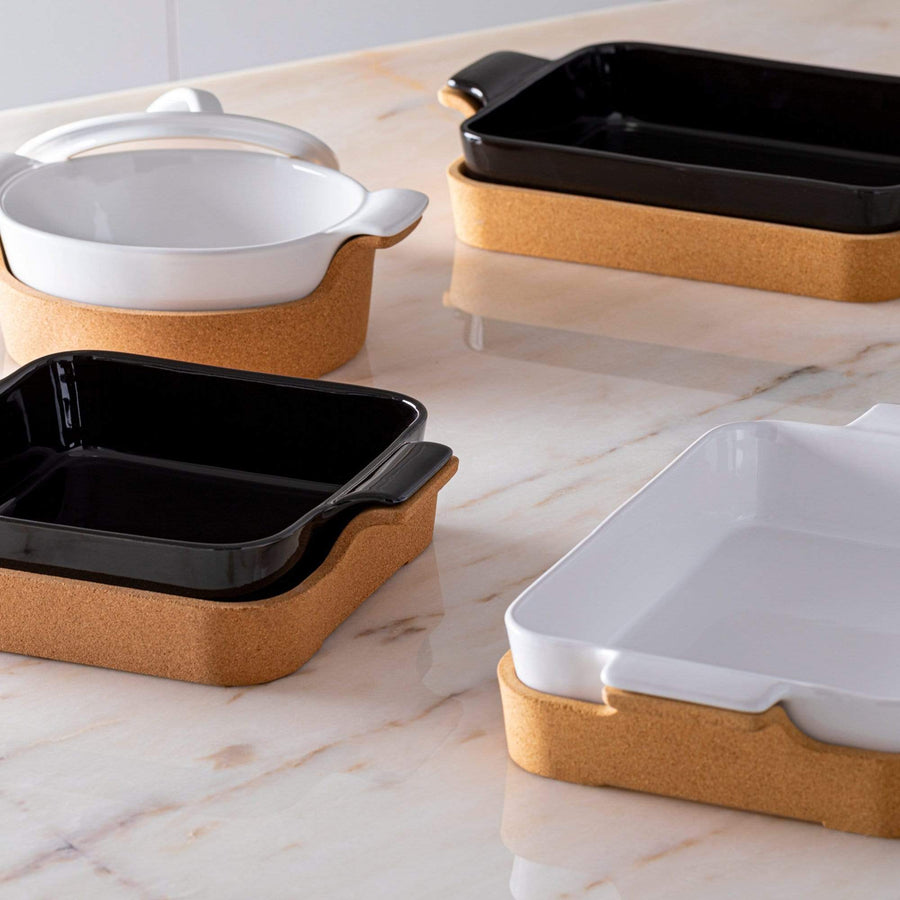 Casafina Casafina Ensemble Square Baking Dish - Black DQ321-902