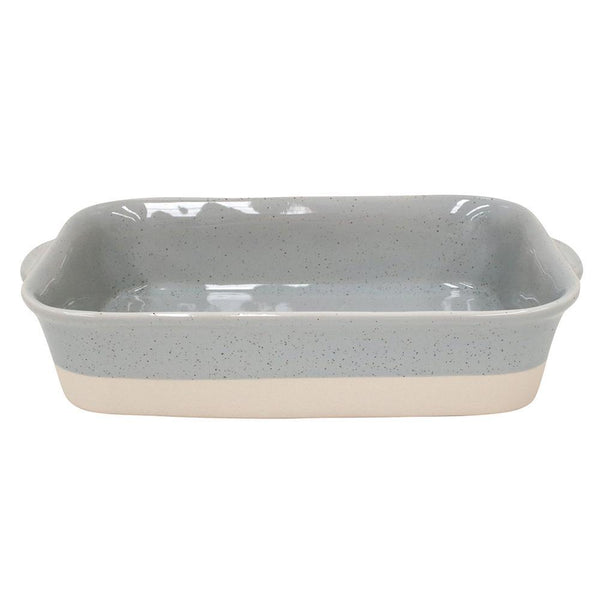 Casafina Casafina Fattoria Medium Rectangular Baking Dish - Grey FA536-GRY