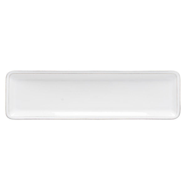 Costa Nova Costa Nova Friso Medium Rectangular Tray - White FIR371-02202F