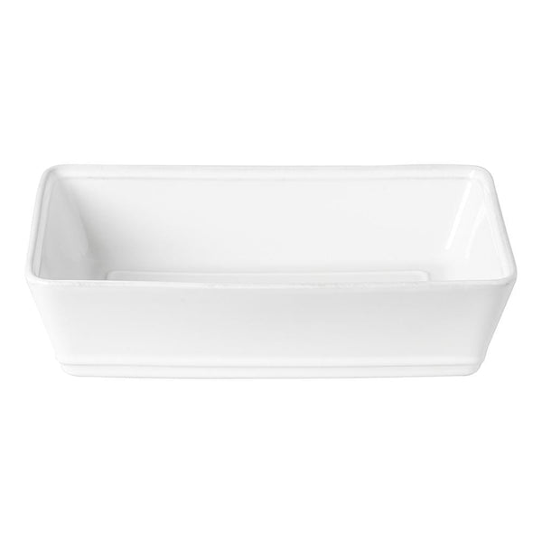 "Costa Nova Costa Nova Friso Rectangular Baking Dish 9.75"" - White FIR251-02202F"