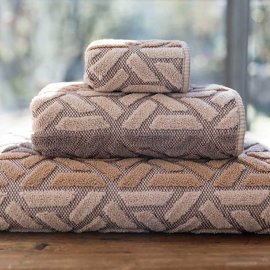 Graccioza Dakar Bath Rug - Multicolor | Alchemy Fine Home