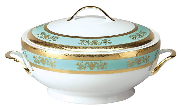 Deshoulieres Corinthe Footed Soup Tureen SP-RI7352