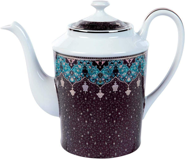 Deshoulieres Deshoulieres Dhara Peacock Coffee Pot CAR-RI3189