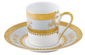 Deshoulieres Powder Blue Orsay Coffee Cup TC-RI6289
