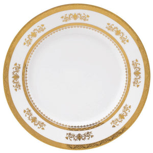 Deshoulieres White Orsay Dinner Plate AP-RI6287