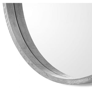 Interlude Home Interlude Home Como Grand Mirror in Grey Ceruse 318054