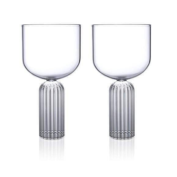 Fferrone Fferrone May Large Glass - Set Of 2