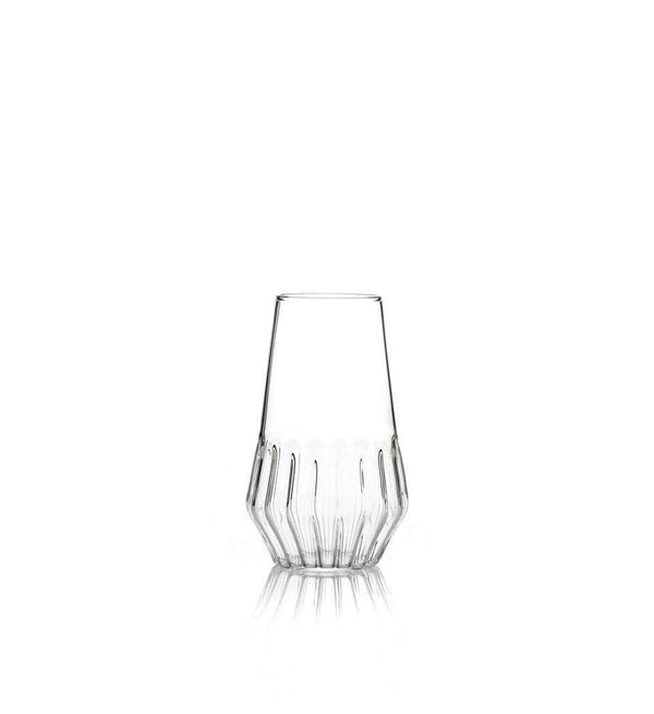 FFerrone Mixed Flute Glass - Set of 2 MXFL02