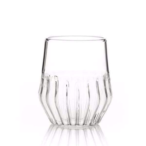 Fferrone Fferrone Mixed Small Glass - Set Of 2 MXSM02