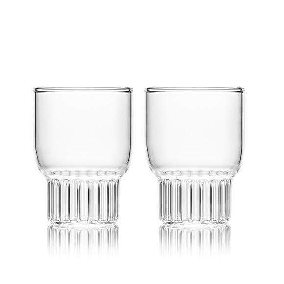 Fferrone Fferrone Rasori Mini Glass - Set Of 2