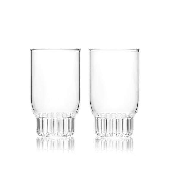 Fferrone Fferrone Rasori Small Glass - Set Of 2