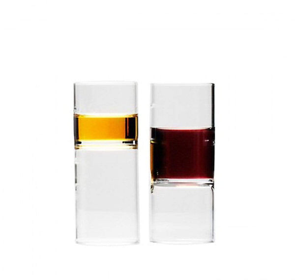 Fferrone Fferrone Revolution Espresso/Liquor Glass - Set Of 2 RVLQ02